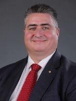 Photo of Lee Tarlamis OAM MP